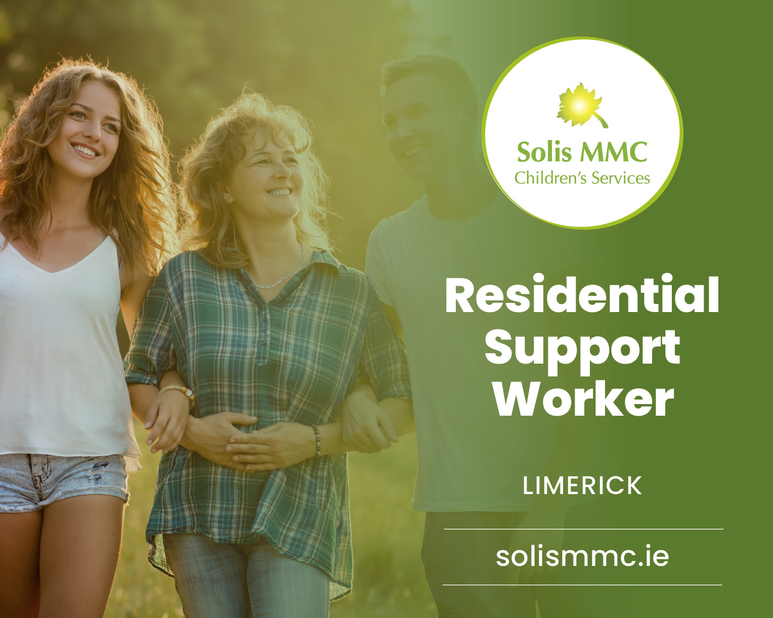 Social Care jobs in Limerick